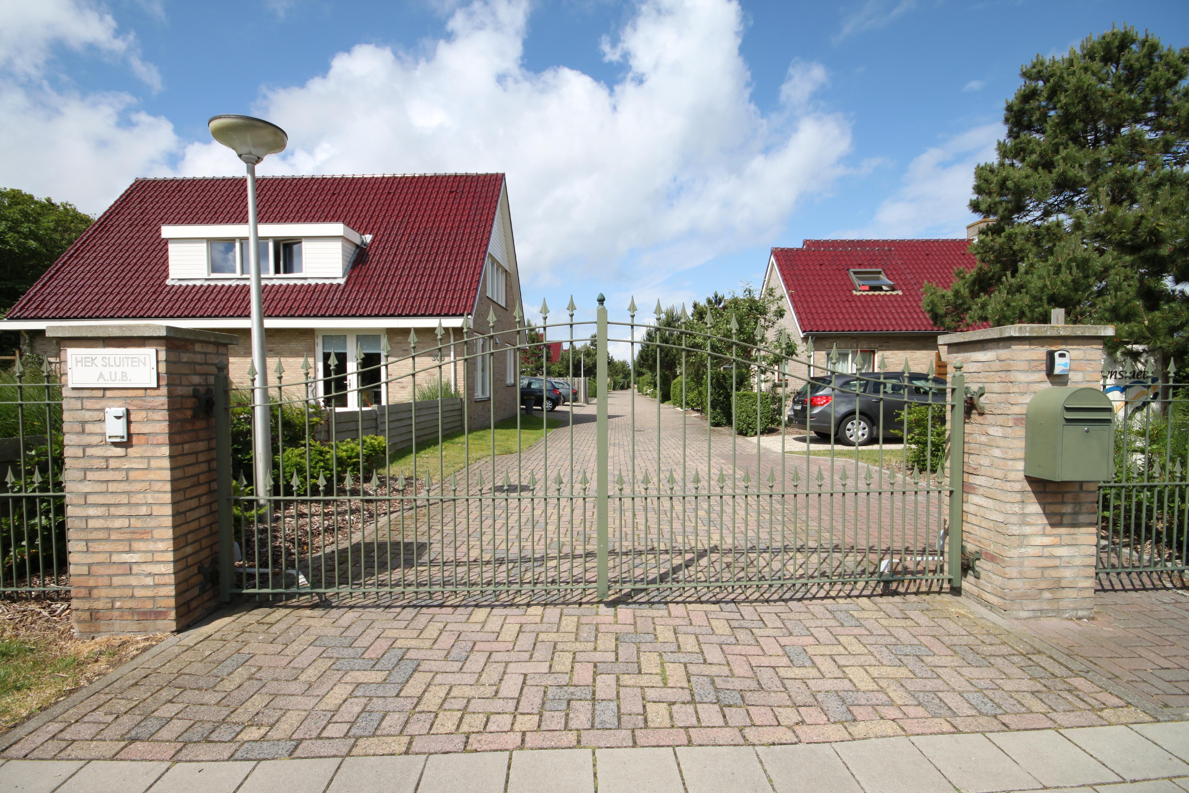 Villapark Waddenstaete Texel - ingang.JPG
